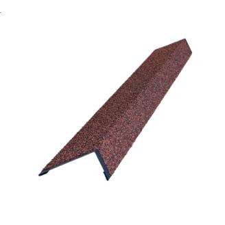 Наличник оконный металлический ТехноНИКОЛЬ Hauberk 4,5 мм обожженный