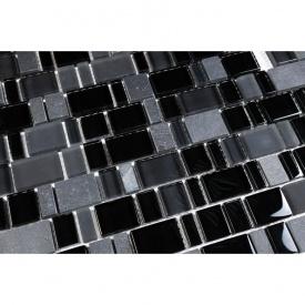 Мозаїка мармур скло VIVACER DAF107, 31х30 см