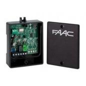 Радиоприемник FAAC XR4 868 C 90x70x32,5 мм