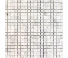 Мозаика мраморная VIVACER SPT125 1,5х1,5 см