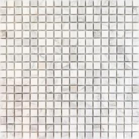 Мармурова мозаїка VIVACER SPT125 1,5х1,5 см
