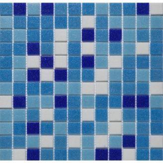 Мозаика VIVACER GLmix1 для ванной комнаты 32,4x32,4 cм