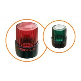 Сигнальная лампа FAACGenius Guard 230 В 90x170x120 мм красный