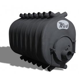 Отопительная конвекционная печь булерьян Рудь Макси Тип 04 44 кВт