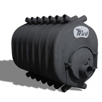 Опалювальна конвекційна піч булерьян Рудь Максі Тип 04 44 кВт