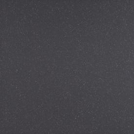 Керамограніт АТЕМ Pimento 0100 гладкий 300х300х7,5 мм чорний