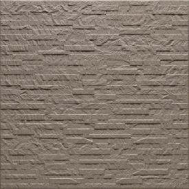 Керамогранит АТЕМ ANIT 0010 рельефный полированный 600х600х9,5 мм слоновая кость