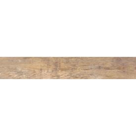 Керамогранит для пола Golden Tile Timber 198х1198 мм бежевый (371120)