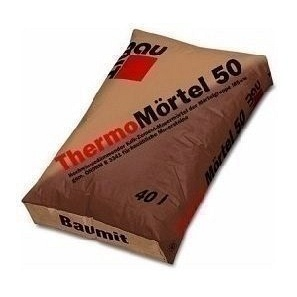 Раствор Baumit ThermoMortel 50 40 кг