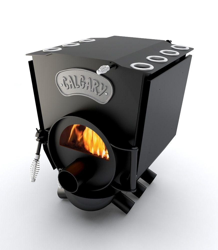 Печь булерьян варочная Calgary Lux