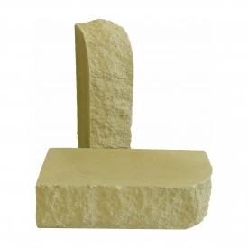 Кирпич облицовочный РуБелЭко полнотелый 230х100х65 мм песчаник (КСЛТ-С2)