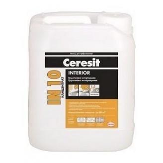 Грунтовка під фінішну обробку Ceresit IN 10 10 кг