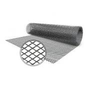 Сетка кладочная Плит оцинкованная 13,4х3,2х0,5 мм 6,7х1 м