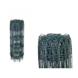 Сітка металева Пліт Jardinet Luxursus 0,4 м 10 пог. м