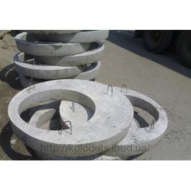 Кришка колодязного кільця ПП 10-2 1160x150 мм