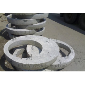 Крышка колодезного кольца ПП 10-2 1160x150 мм