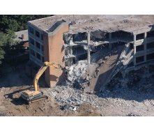 Демонтаж споруд механічним способом