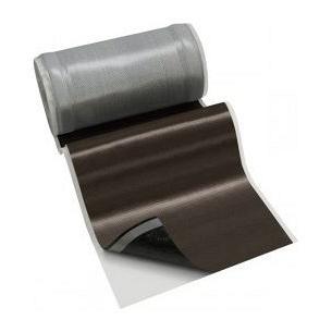 Лента примыкания алюминиевая Roben 30 см 5 м черная