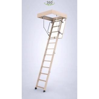 Лестница BukWood Compact MINI 90х60 см
