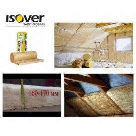 Мінеральна вата для утеплення даху Ізовер Профі 150 мм 4,88 м2/уп