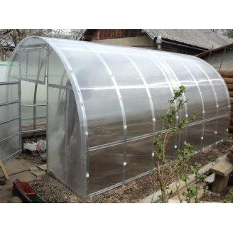 Каркас теплицы под поликарбонат восточная-6 3x6x2 м