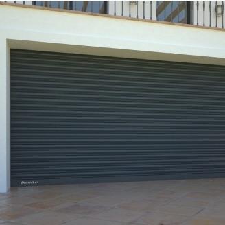 Рулонні ворота DoorHan із сталевих профілів RHS117/0,8