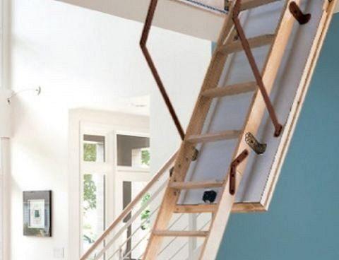 Чердачные лестницы Bukwood. Бесплатная доставка по всей Украине.
