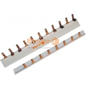Шина з'єднувальна ElectrO ШС тип PIN 1 фаза 63 А 1 м