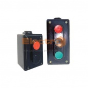 Пост кнопковий ElectrO одномісний 10 А 230/400 В