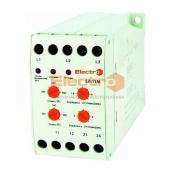 Реле контроля фаз, перекоса и напряжения ElectrO ЕЛ-11М 3Р+N 380 В 4 регулировки