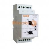 Реле контроля фаз и напряжения ElectrO РН-311 3Р+N 380 В 2 регулировки