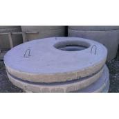 Крышка для колодца Завод ЖБК 1ПП 15-2 1710х150 мм