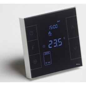 Терморегулятор Heat Plus M 7,716 для теплого пола 86x86x15 мм