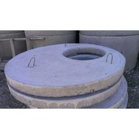 Крышка для колодца Завод ЖБК ПП 10-2 1190х150 мм