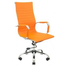 Кресло офисное Richman Бали Флай оранж 1160х550х640 мм