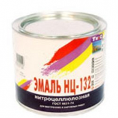 Емаль НЦ-132 2,5 кг сіра