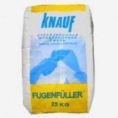 Шпаклівка для гіпсокартону Knauf Fugenfuller 25 кг