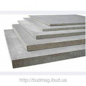 Цементно-стружечная плита 3,2х1,25 м 16 мм