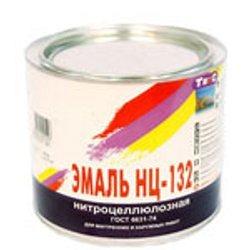 Эмаль НЦ-132 2,5 кг белая