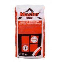 Клей для систем теплоізоляції Master Супер 25 кг