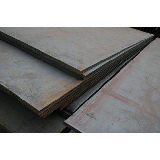 Лист сталевий 30х1500х6000 мм