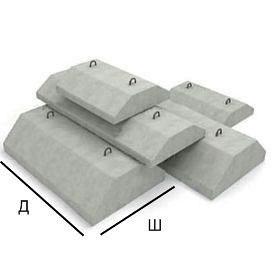 Фундаментна подушка ФЛ 16.8-2