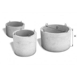 Кільце колодязя КС 10-3 1 м
