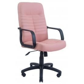 Офисное кресло Richman Вегас 1001х610х670 мм плаcтик ткань-розовое