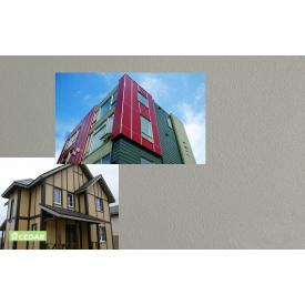 Фіброцементні плити на фасадах котеджів color S 1000-N 1200x3000 мм