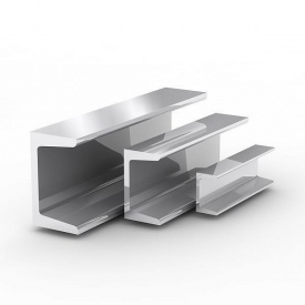 Швелер гарячекатаний сталевий 22 мм 12,05 м