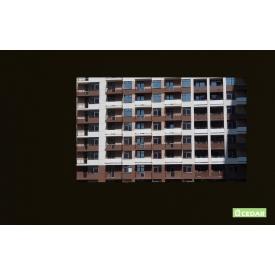 Фасадні фіброцементні плити Cedar для межбалконных перегородок 1200х3000 мм S 7502-Y