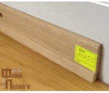 Плінтус пристінний Файні Підлоги дуб 14х55 см