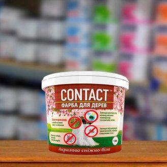 Акриловая краска CONTACT для дерева 1,4 кг