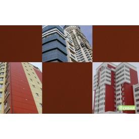 Фіброцементна фасадна плита Cedar для вентильованих фасадів 1200х3000 мм S 3030-Y40R
